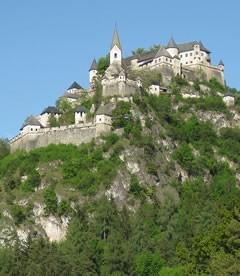 Kärnten - Hochosterwitz - eine Burg mit Geschichte