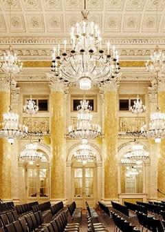 Wien - Bakalowits - Exklusive Kristall-Luster, Lampen und Leuchten