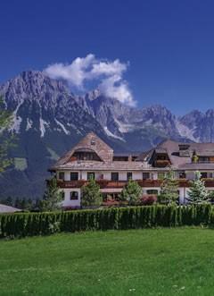Tirol - Kaiserhof - Erholung und kulinarischer Genuss auf höchstem Niveau