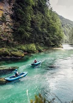 Steiermark - Gesäuse - Kraftplatz der Natur