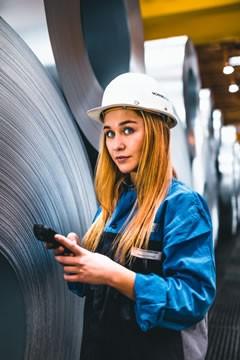 Oberösterreich - Stahl - voestalpine Technologie- & Industriegüterkonzern