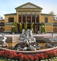 Oberösterreich - Kaiservilla: Sommerresidenz von Kaiser Franz Joseph und Sisi