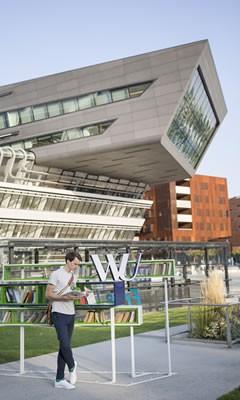 Wien - Studieren an der Wirtschaftsuniversität Wien