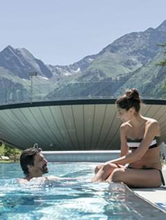 Tirol - AQUA DOME - Tirol Therme Längenfeld