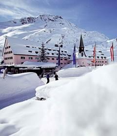 Tirol - Arlberg Hospiz Hotel
