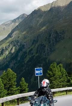 Tirol - Weisseespitze - Alles dreht sich um das Rad