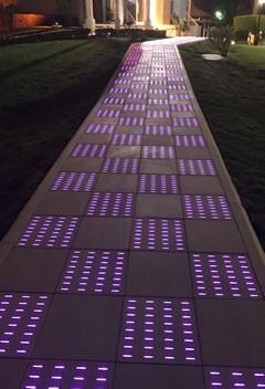 Steiermark - LightStones - Lichtbeton für erhöhte Verkehrssicherheit