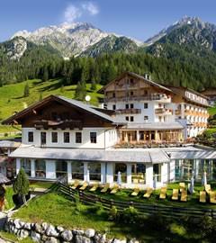 Kärnten - Almwellness Resort Tuffbad - Welt des Wohlbefindens im Lesachtal