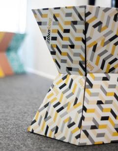 Kärnten - Design-Möbel aus Karton für Selbermöbler