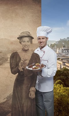 Salzburg - Salzburger Schokoladenmacher seit 1897
