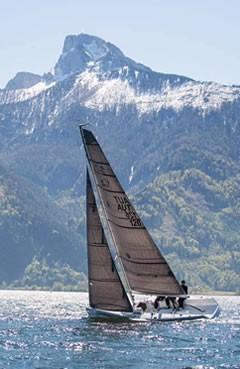 Oberösterreich - Doyle Raudaschl - Segel im Wind