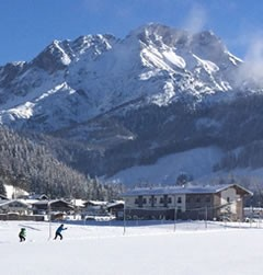 Tirol - Biathlon-Hochburg Hochfilzen