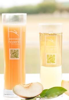 Oberösterreich - Hasenfit 100% Bio-Fruchtsäfte
