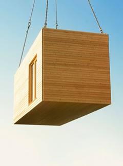 Salzburg - Thoma Häuser 100% aus naturreinem Holz