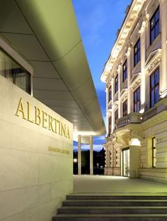 Wien - Albertina Museum