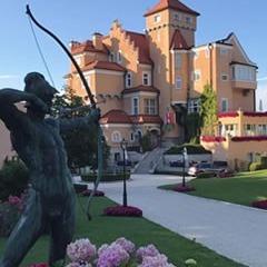 Salzburg - Hotel Schloss Mönchstein - Luxus über den Dächern Salzburgs
