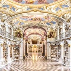 Steiermark - Stift Admont - Museum & Die größte Klosterbibliothek der Welt