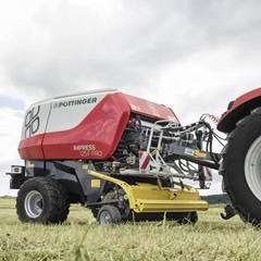 Oberösterreich - Pöttinger - Agrartechnik & Landtechnik