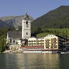 Oberösterreich - Romantik Hotel Im Weissen Rössl