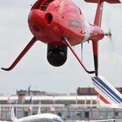 Niederösterreich - Schiebel High-Tech-Helikopter
