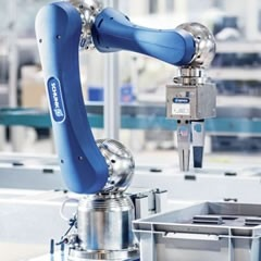 Vorarlberg - SERVUS: Intelligente Transportroboter