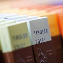 Tirol - Schokolade mit der Milch vom Tiroler Grauvieh