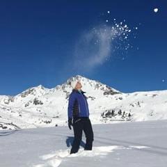Salzburg - Olympiasiegerin fährt ab - Schneeparadies Obertauern macht Spass