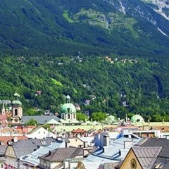 Tirol - Innsbruck - Die Hauptstadt der Alpen